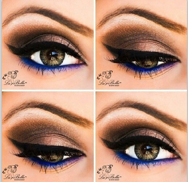 how to bring out brown eyes with makeup